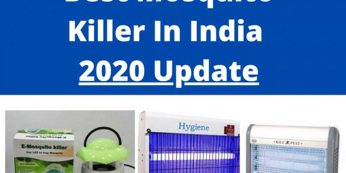 Best Mosquito Killer Machine in India 2020