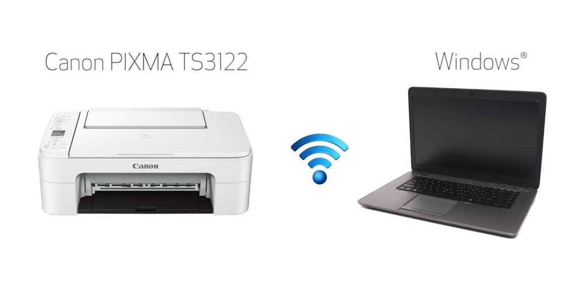 How to connect canon ts3122 printer to wifi