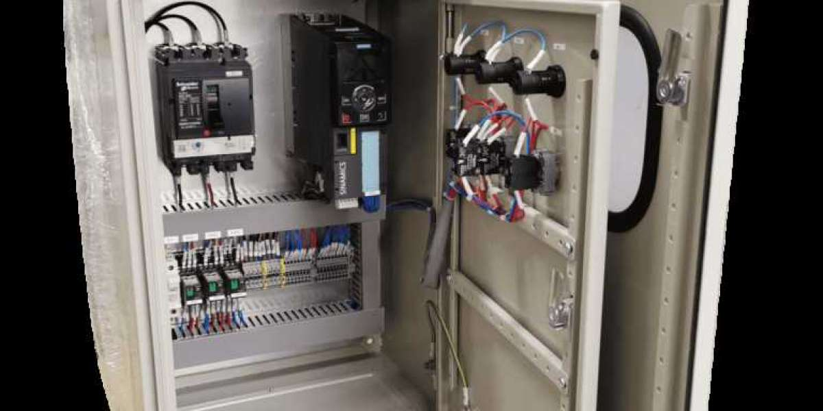 Ways of inverter and plc connections