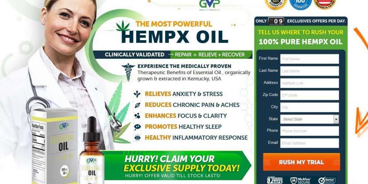 GVP Hempex Oil