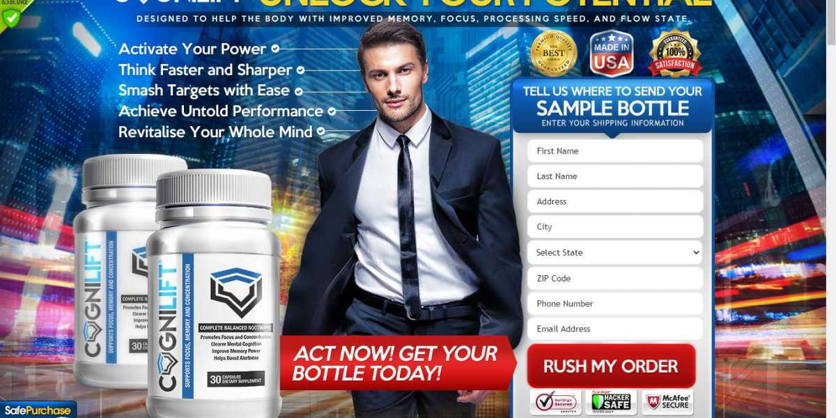 Cognilift Brain Reviews – Boost Memory & Get Sharp Mind! Price, Buy