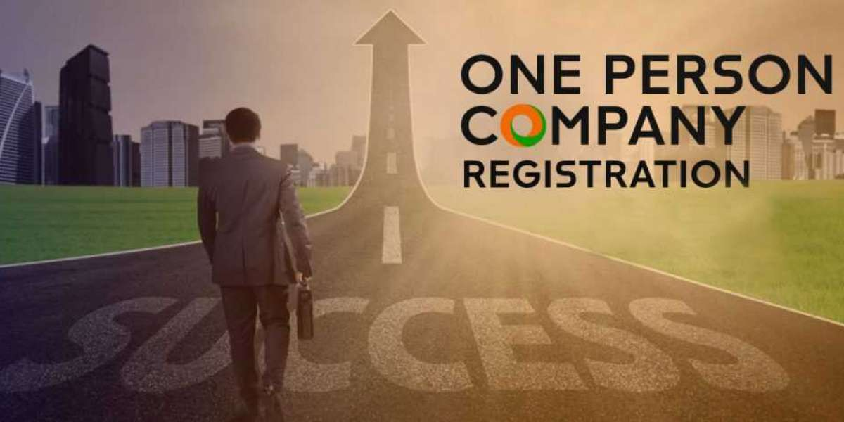 One Person Company Registration in indiranagar