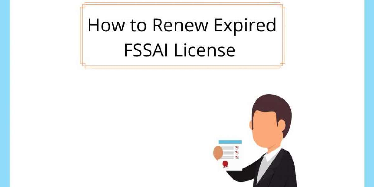 How to Renew Expired FSSAI License
