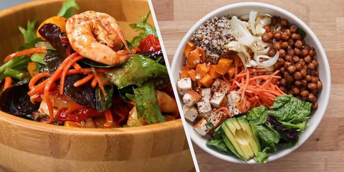 6 Simple and Ideal Healthy Food Recipes To Lose Weight