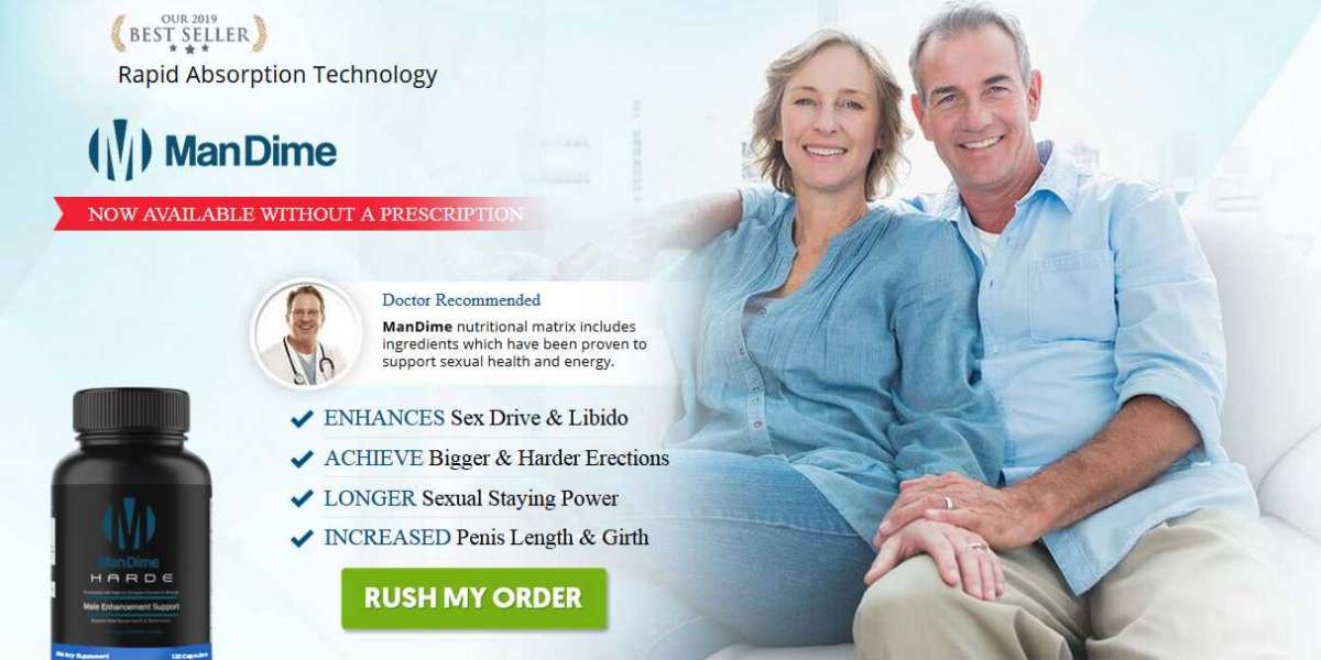 Man Dime HARDE Reviews – Increase Sexual Health & Stamina Naturally!