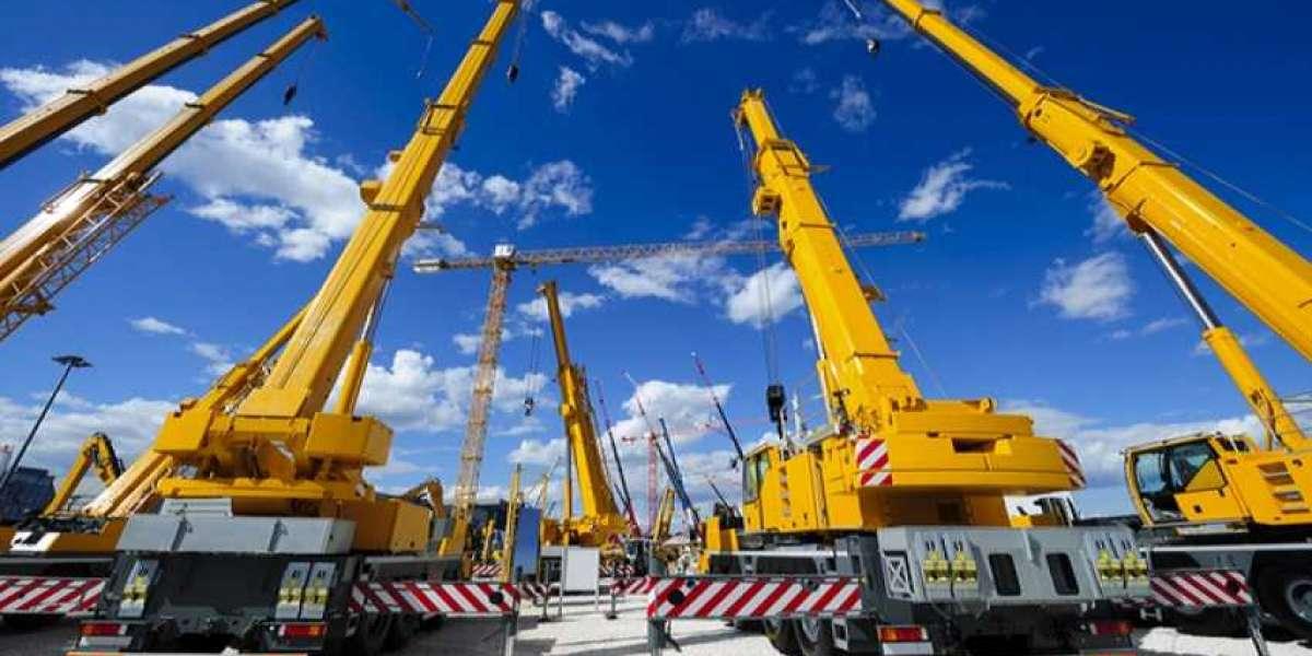 Crane Hire Melbourne - gravityrigging