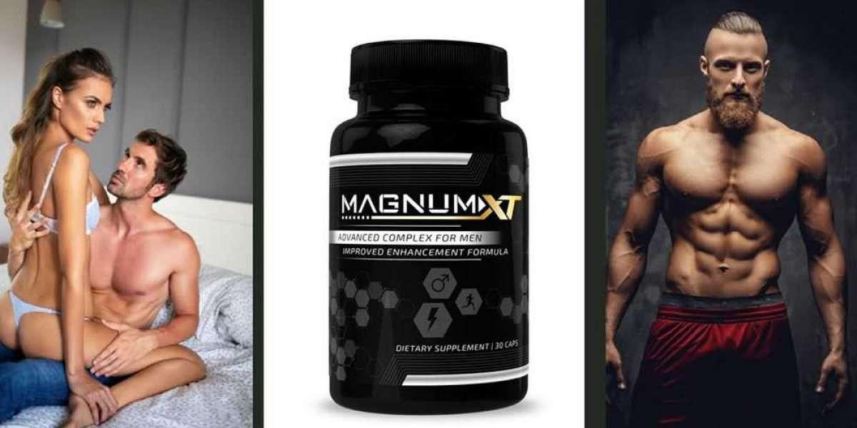 Magnum XT - Get Maximum Strength   Magnum XT Male Enhancement Price, Buy & Review