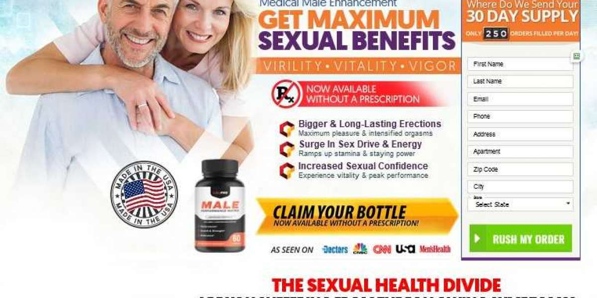 LiboPro Male Performance Matrix Male Enhancement- Support Sexual Health & Stamina!