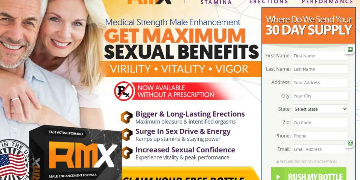 RMX Male EnhanceMent Increase Your Sexual Performance