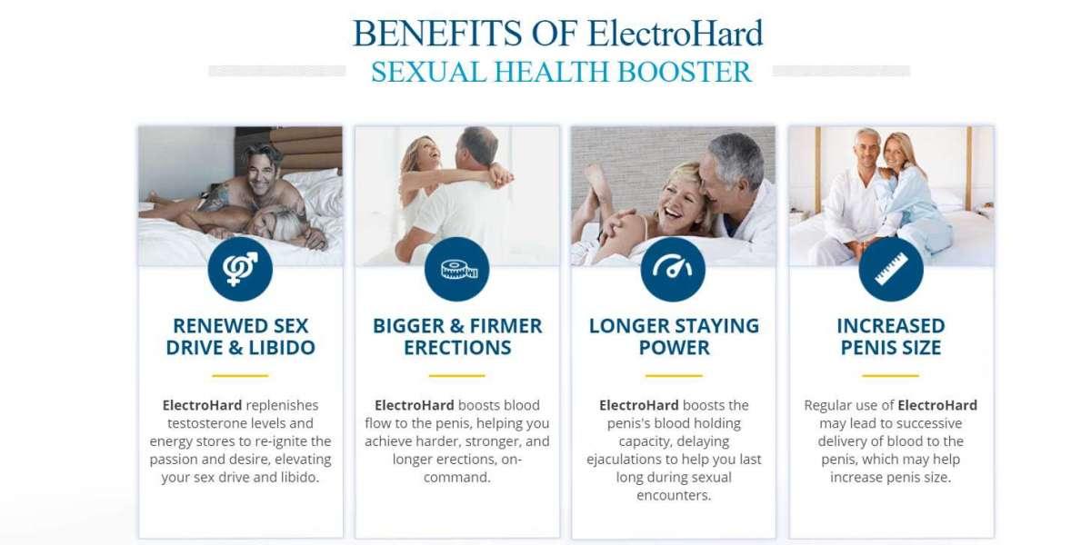 ElectroHard Male Enhancement | ElectroHard Get Maximum Strength Price in USA