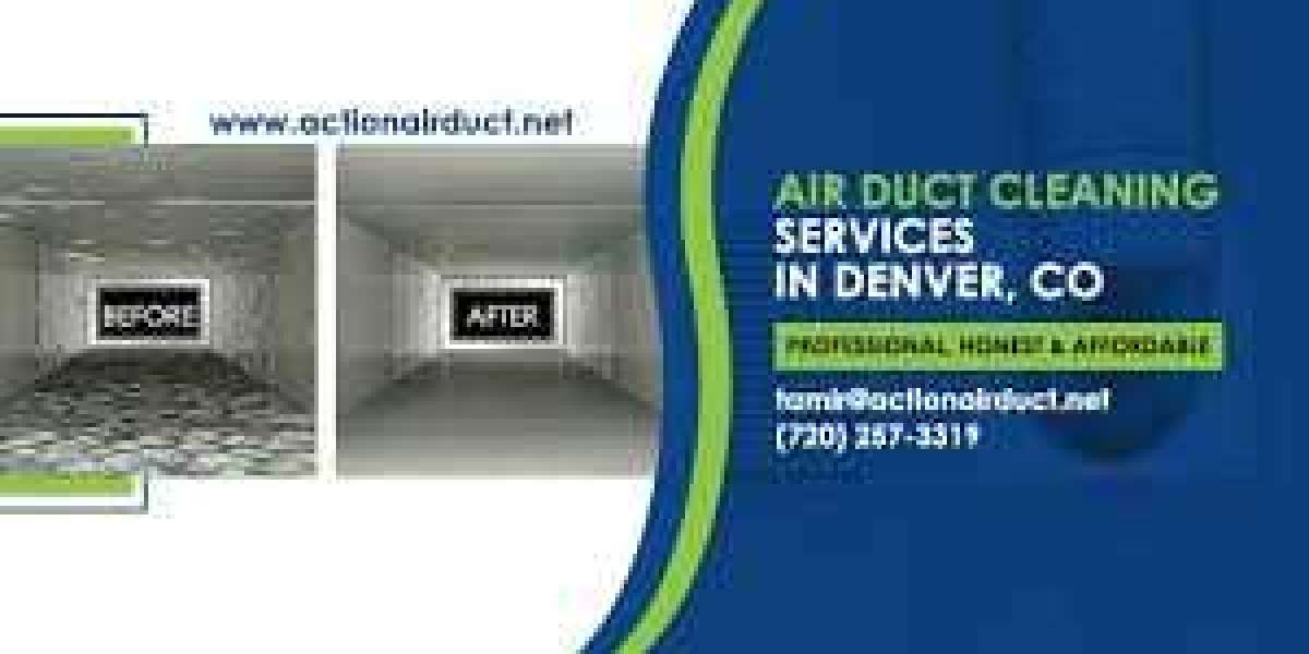 When and How Frequently You Should Have Your Air Duct Cleaning Service Denver