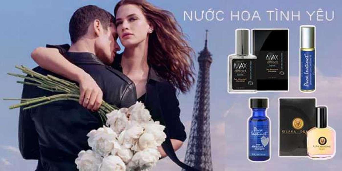 Các tác dụng mà nước hoa kích thích phụ nữ mang lại