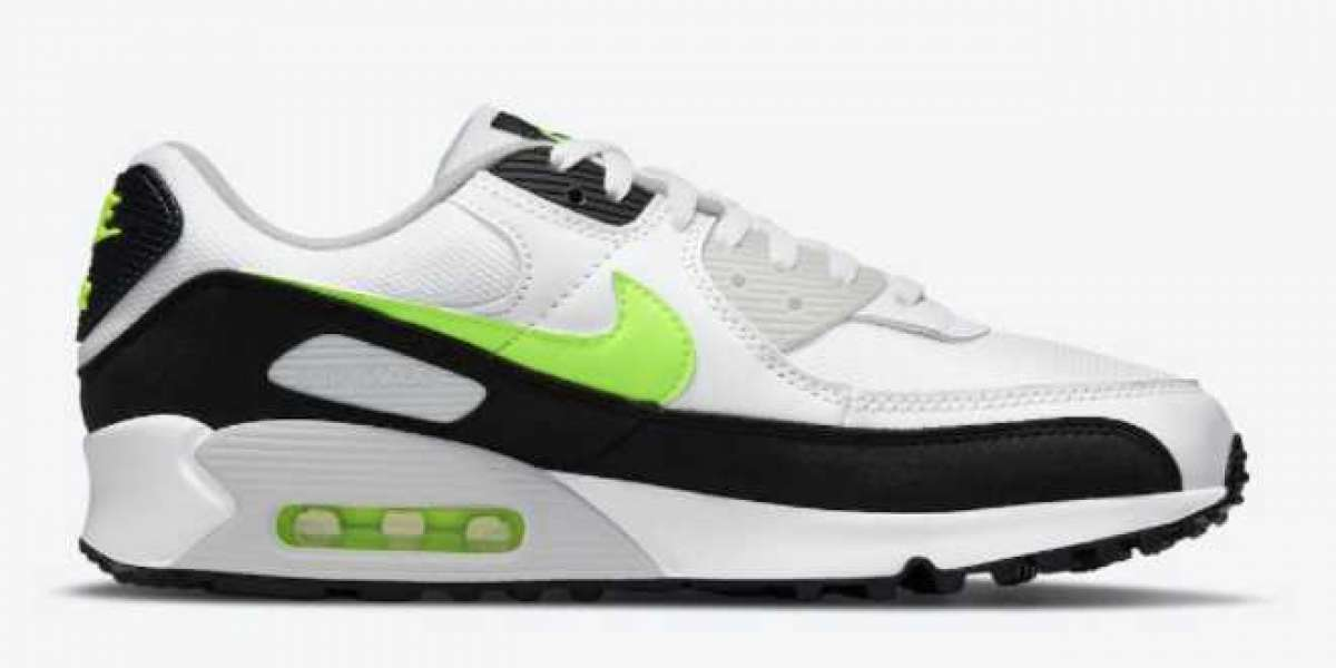 """Where To Buy Nike Air Max 90 """"Hot Lime"""" CZ1846-100 ?"""