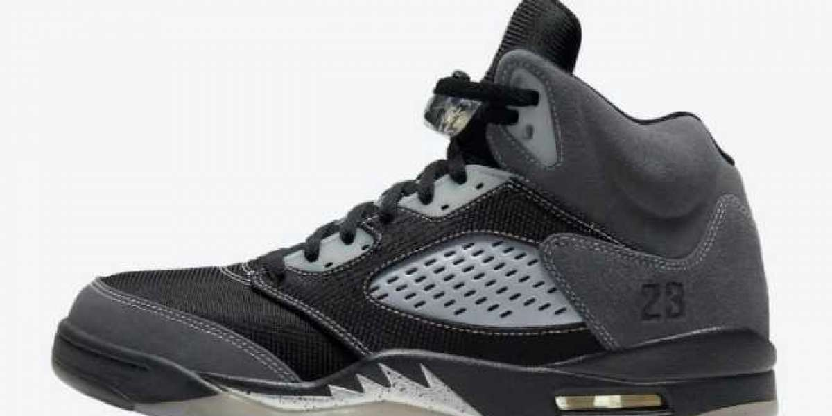 2021 New Air Jordan 5 Anthracite to release on February 6th