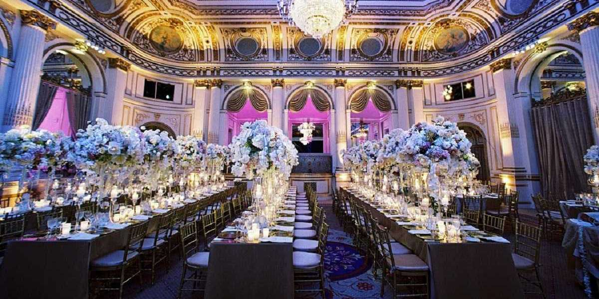 6 Tips How to Select the Perfect Marriage Halls to Celebrate Vows