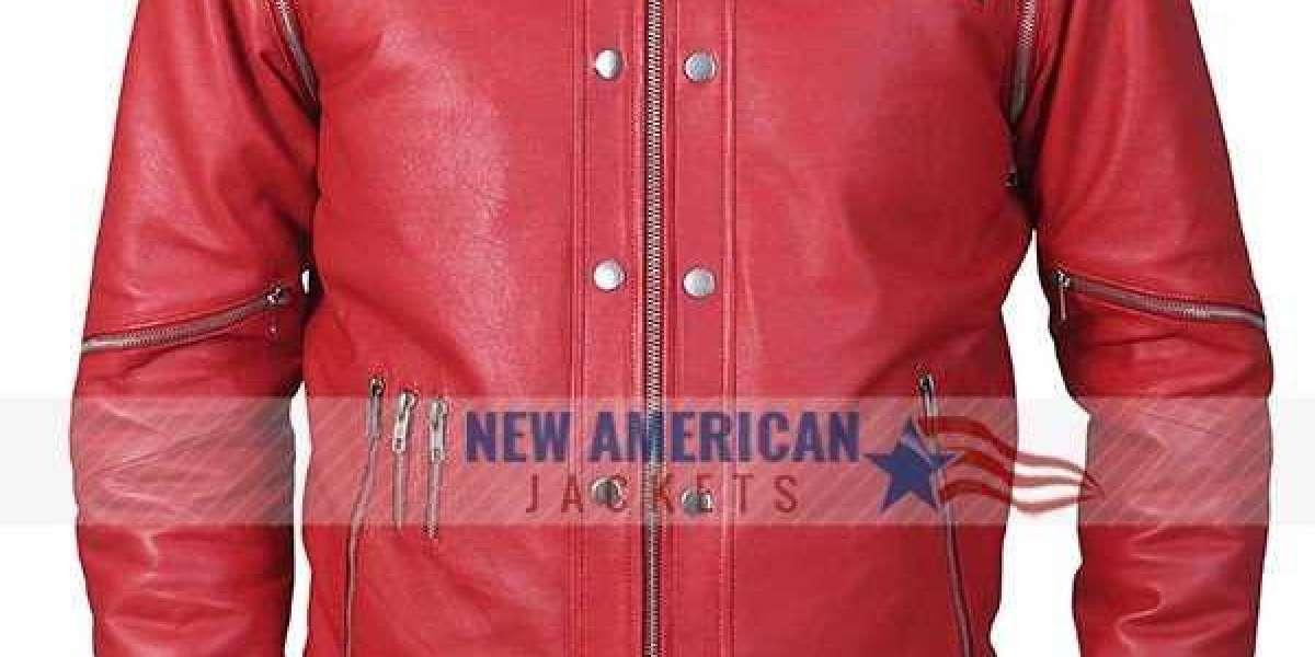 Go back in time with the Michael Jackson Beat It Jacket