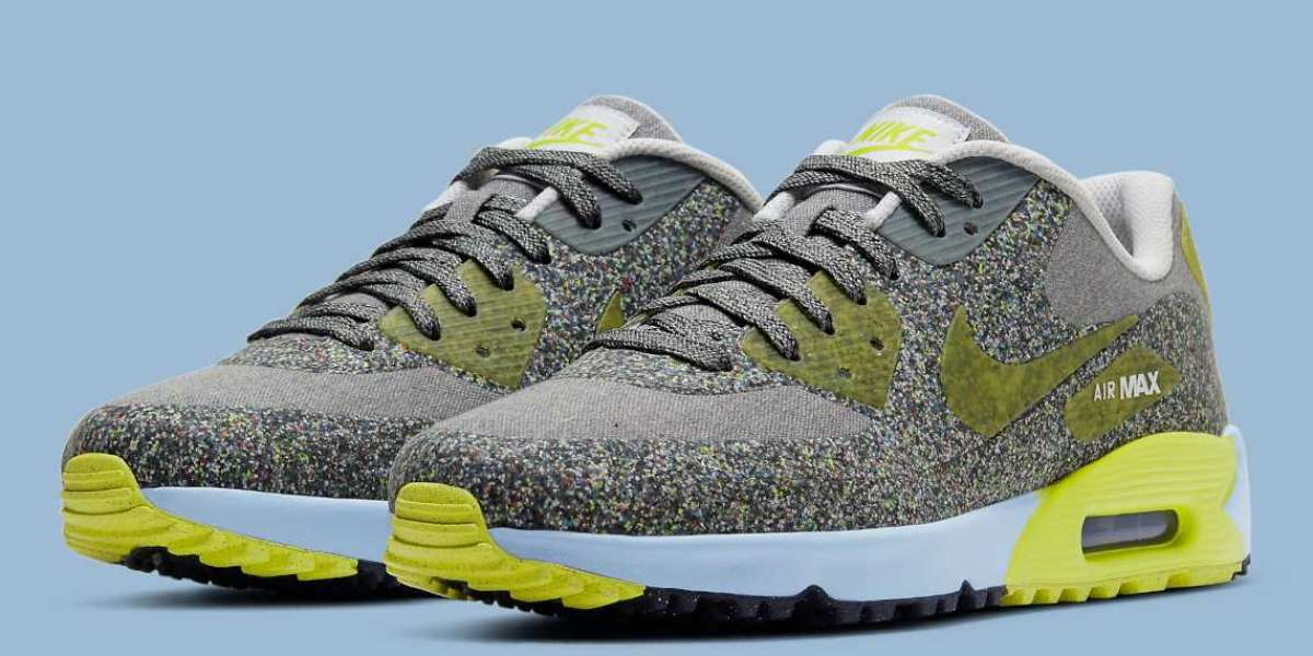 CZ0196-124 Nike Air Max 90 Golf will be released soon