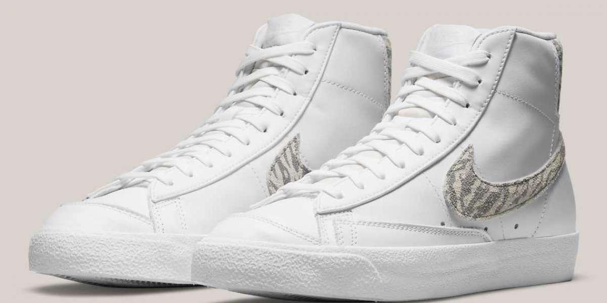 "DH9633-101 Nike Blazer Mid '77 ""Zebra"" will be released soon"
