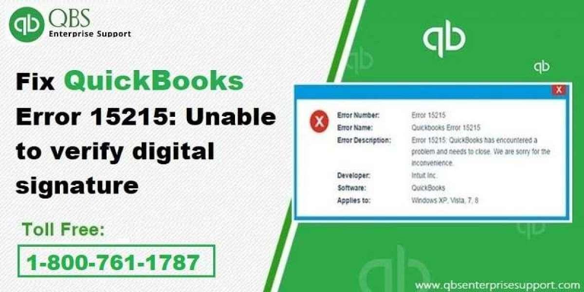 Troubleshoot QuickBooks Error 15215 (Server Not Responding)
