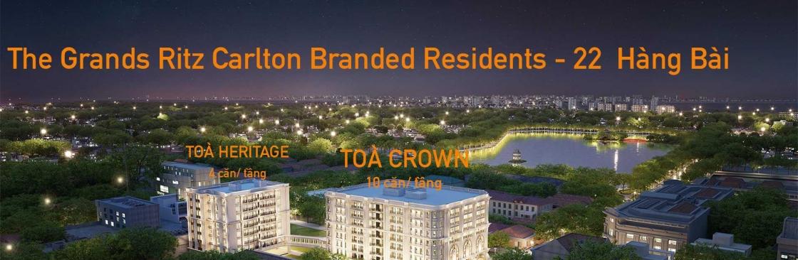 Chung cư The Grands Ritz Carlton Branded Residents